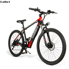 26'' Powerful Electric Bicycle 2 Wheels Electric Bicycles 36V ...