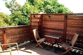 yard privacy screen ideas outdoor privacy screens for decks outdoor deck privacy screen deck privacy walls