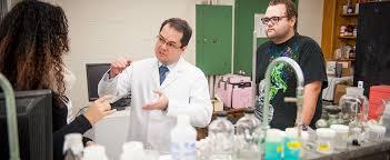 Ph.D. Program   Department of Chemistry