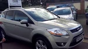 2008 Ford Kuga 4x4 2.0TDCI Zetec with Appearance & Convenience ...
