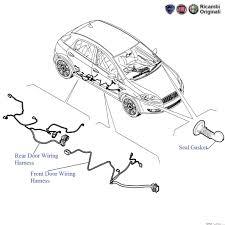 Fiat punto grande starter motor wiring diagram fiat punto doors wiring harness design