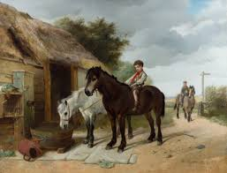 home from pasture walter hunt