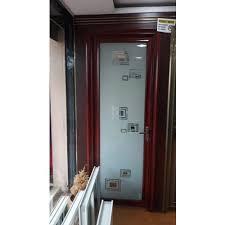 interior wooden glass door लकड और