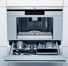 AEG-Electrolux PE3810-M fully integrated coffee maker