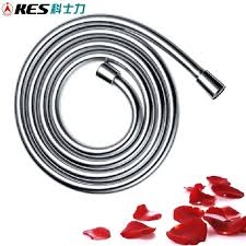 extra long stainless steel flexible handheld shower hose replacement 8 extra long stainless steel handheld shower hose oil rubbed bronze