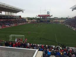 Toyota Park Interactive Seating Chart