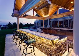outdoor kitchen lighting. Simple Outdoor Kitchen Lighting Ideas With Fixtures.