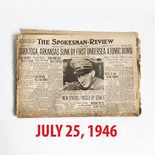 1960s Newspaper Template