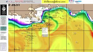 Chlorophyll Charts Fishing Free Salinity Fishing Forecast Hiltons Offshore In The Spread