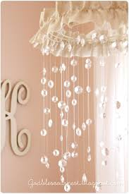Diy Bead Chandelier 108 Best Make It With Chandelier Crystals Images On Pinterest