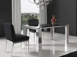 modern glass dining table.  Dining In Modern Glass Dining Table E
