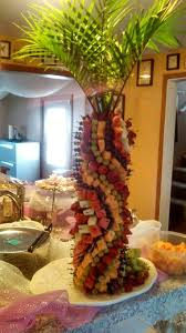 Fruit Palm Tree HireFresh Fruit Tree Display