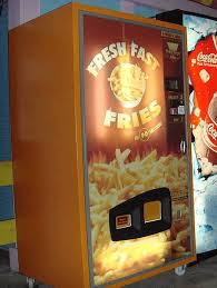 French Fry Vending Machine Canada Classy 48 Bizarre Vending Machines Strange Vending Machines