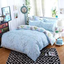 new bed set summer cotton new bedding sets shadow tree singing pillowcase bed sheet duvet cover 3 toddler bed sets ikea