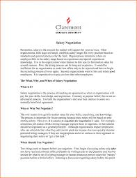 how to negotiate an offer letter salary negotiation email sample counter offer letter experience