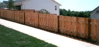 brown vinyl fence panels. 4 Ft Vinyl Fence Dog Ear High Privacy Panels . Brown