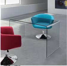 clear office desk. Clear-glass-office-desk Clear Office Desk