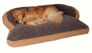 extra large dog sofa bed snoozer luxury memory foam dog sofa