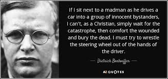 Bonhoeffer Quotes