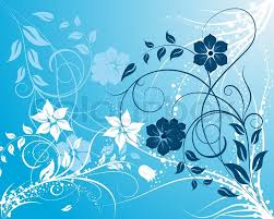 blue background designs blue and white floral background ornate for design use stock