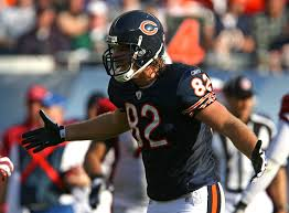 Greg Olsen reunion with Bears ...