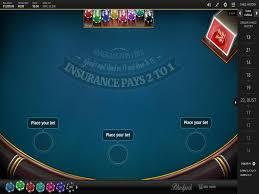 game info game type blackjack