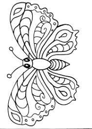 Disegni Da Colorare Gratis Farfalle Farfalle Da Colorare Per