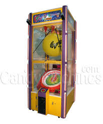 Game Vending Machine Adorable Buy Pop It Xtreme Ticket Redemption Game Factory Reconditioned