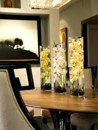 dining table decor. Plain Decor Dinner Table Decoration Ideas For  Rehearsal Decorations Unique Centerpieces   Inside Dining Table Decor A