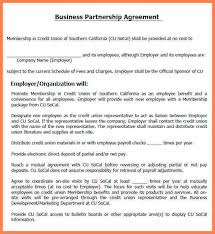 Strategic Business Partnership Agreement Template 3 Strategic