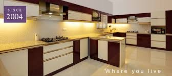 Small Picture Kerala Home Interiors Design Modular Kitchen Packages by DLIFE