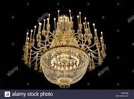 Tropfenförmige Bohemia Kristall Kronleuchter In Den