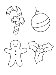 Small Picture Free Printable Christmas Coloring Pages for Kids Mr Printables