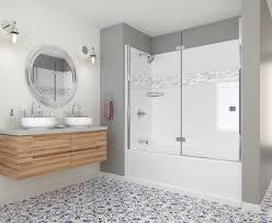 delta upstile semi customizable shower collection bath the home depot