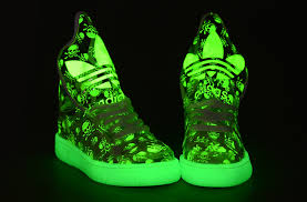adidas shoes high tops for girls. adidas big tongue hightops glow in the dark skull transparent upper shoes high tops for girls