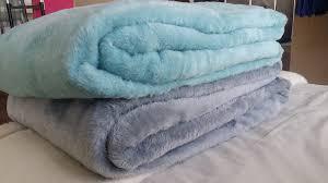 acrylic furpile blankets