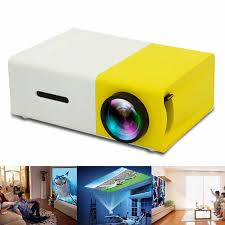 <b>2019 New Mini</b> Projector YG300 Household <b>LCD</b> Projector 4K Full ...