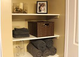 bath stand ideas shelves diy cupboard racks storage rustic closet baskets wall towel small nickel hanging