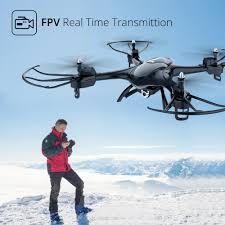<b>Holy Stone HS200 RC</b> Drone With 720P HD Camera FPV Wifi RC ...