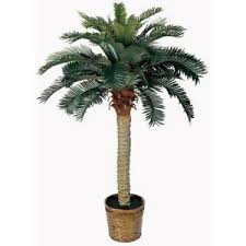 Artificial Silk Palm Tree Tree: Floral Decor | eBay