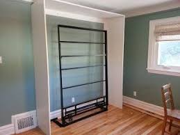 wall bed ikea. Exellent Bed Renovations And Old Houses DIY Ikea Murphy Bed With Wall
