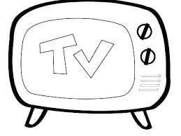 tv coloring pages.  Pages Tv Coloring Page Show G Pages Colouring Television Powered By Pulses  With Friends Book   For Tv Coloring Pages O