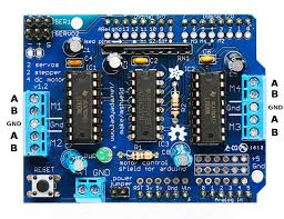 arduino playground adafruitmotorshield