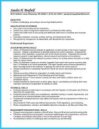 Accounts Receivable Resume Summary From 594 Best Resume Samples