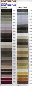 Madeira Thread Color Chart Amapelis Embroidery Design Inc