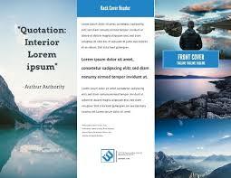 Electronic Brochure Template Free Brochure Maker Create Custom Brochures Lucidpress