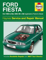 motoraceworld ford manuals haynes ford fiesta hatchback van courier and combi petrol 1 25 litre 1242cc · haynes ford fiesta manual