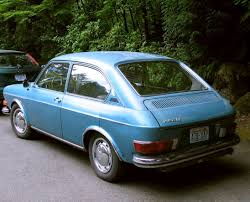 Now A Beetle Owner Has Something To Graduate To: 1973 Volkswagen ...