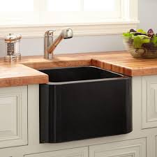 18 x 15 x 10 polished granite single bowl farmhouse sink polished