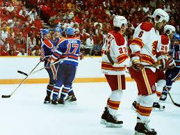 Edmonton Oilers history: Late goals by Jari Kurri, Wayne Gretzky lift ...